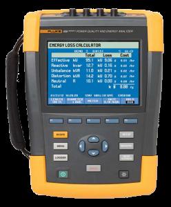 Fluke объявляет акцию напокупку анализатора качества электроэнергии Fluke435II
