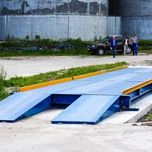 Автомобильные весы от 20 до 100 тонн ВСА