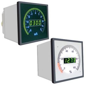 Ф1762.8-АД Амперметры и вольтметры цифровые