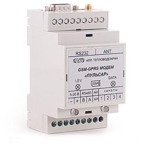 Пульсар SM/GPRS модем