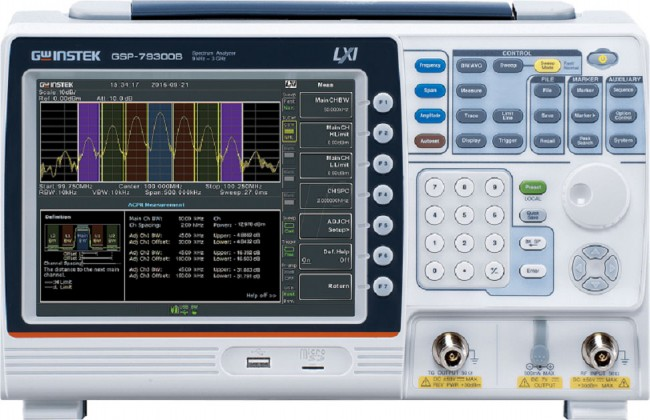 GW Instek GSP-79300B Анализатор