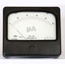 М1690А  Микроамперметр и миллиамперметр