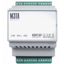 MA8.3 Модуль расширения аналоговых и дискретных входов и выходов
