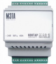 MA8.3M Модуль расширения аналоговых и дискретных входов и выходов