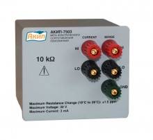 АКИП-7503-0,001Ом