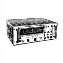 Ф551 частотомер