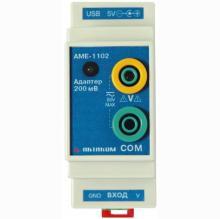 АМЕ-1102 Модуль USB милливольтметра (до 200 мВ)