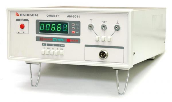 АМ-6011 Омметр