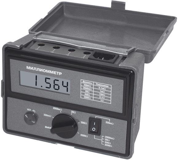 АМ-6000 Миллиомметр цифровой