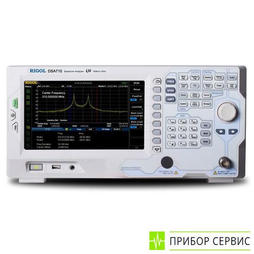 DSA705 - анализатор спектра