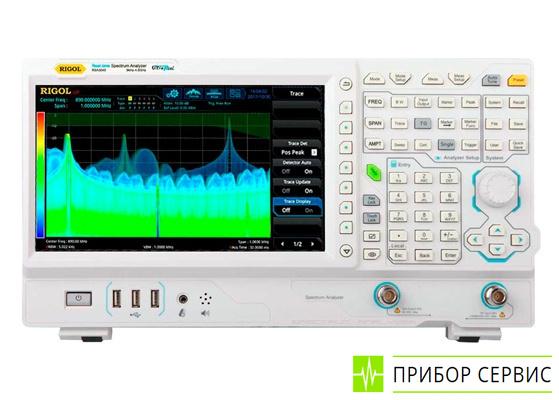 RSA3045 - анализатор спектра реального времени