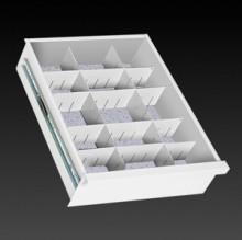 Внутренние разделители для ящиков шкафов