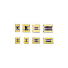 Резистивные элементы для ступенчатых аттенюаторов