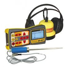 Успех АТ-407НД течеискатель с функцией диагностирования запорной арматуры