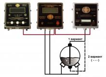 Днепр-7 для незаполненных самотечных трубопроводов и коллекторов