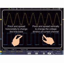 ADS-6000TDS Опция сенсорного дисплея