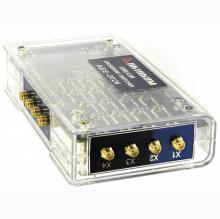 АЕЕ-2026 4-х канальный USB коммутатор ВЧ сигналов 1 линия на 4 выхода