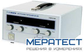 Б5-86/1 - источник питания постоянного тока