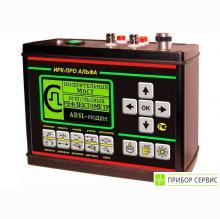 ИРК-ПРО Альфа - кабельный прибор с рефлектометром и ADSL модемом