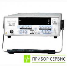 Ч3-81 - частотомер электронно-счетный