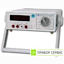В7-77 - вольтметр универсальный