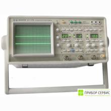 С1-176/1 - осциллограф аналоговый двухканальный
