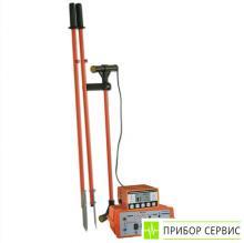 М310 комплект (приёмник М310 с генератором MК310) - трассодефектоискатель