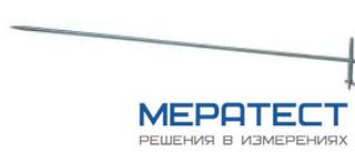 РЛПА.305177.004 - штырь заземления из нержавеющей стали (длина 1 м)
