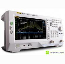 DSA875-TG - анализатор спектра с трекинг-генератором