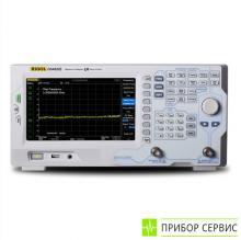 DSA832E-TG - анализатор спектра с опцией трекинг-генератора