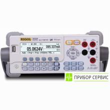 DM3058E - цифровой мультиметр