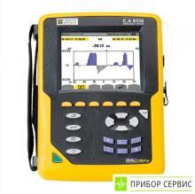 C.A 8336 QUALISTAR PLUS - анализатор параметров электросетей, качества и количества электроэнергии