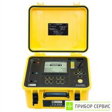 C.A 6555 - измеритель сопротивления изоляции до 15 кВ постоянного тока