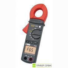 F65 - клещи для измерения токов утечки