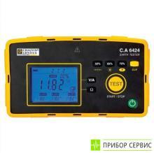 CA 6424 - измеритель сопротивления заземления