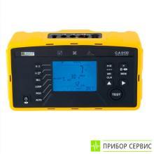 C.A 6133 - измеритель параметров безопасности электроустановок