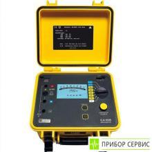 C.A 6505 - измеритель сопротивления изоляции