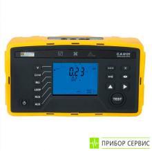 C.A 6131 - измеритель параметров безопасности электроустановок