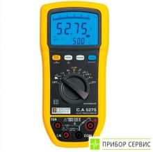 C.A 5275 - мультиметр цифровой