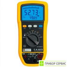 C.A 5273 - мультиметр цифровой