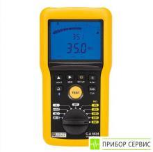 C.A 6534 ESD - измеритель сопротивления изоляции