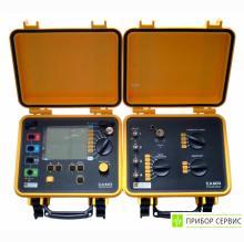 C.A 6472 + C.A 6474 - измеритель сопротивления и заземления опор линий электропередачи