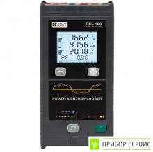 PEL103 - трехфазный регистратор энергии (с дисплеем)