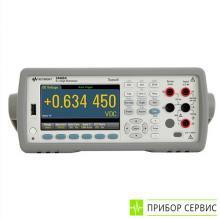 34460A - цифровой мультиметр серии Truevolt с базовыми возможностями
