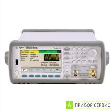 33522B - генератор сигналов стандартной/произвольной формы, 30 МГц, 2 канала