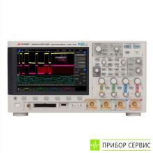 DSOX3034T - осциллограф цифровой 4-х канальный с полосой пропускания 350 МГц