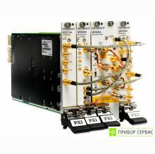 M9393A - высокопроизводительный векторный анализатор сигналов в формате PXIe