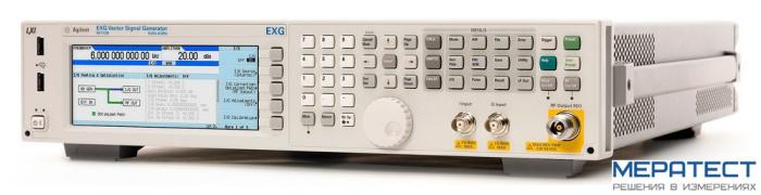 N5182B-506 - векторный генератор ВЧ сигналов