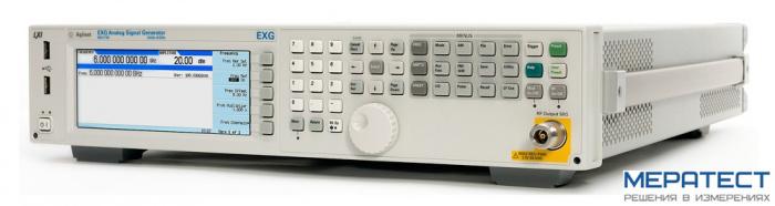 N5171B-501 - аналоговый генератор ВЧ сигналов