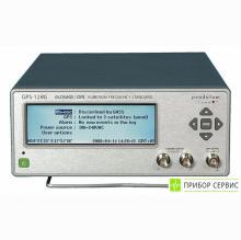 GPS-12RG - рубидиевый стандарт частоты с синхронизацией по GPS